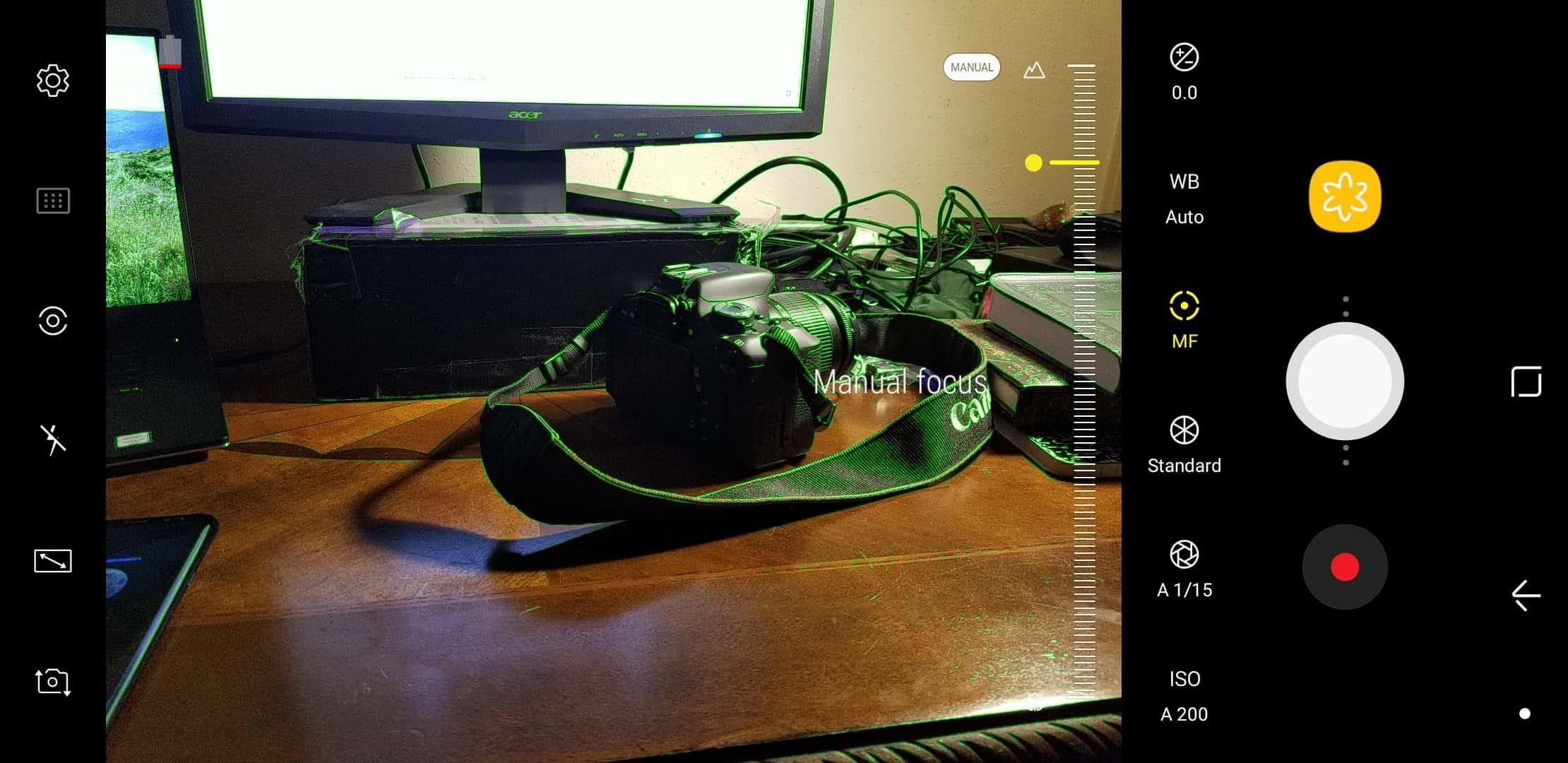 Samsung Galaxy Note 8 AH NS Screenshots camera 1