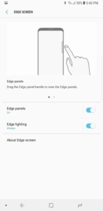 Samsung Galaxy Note 8 AH NS Screenshots display 3