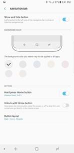 Samsung Galaxy Note 8 AH NS Screenshots display 6