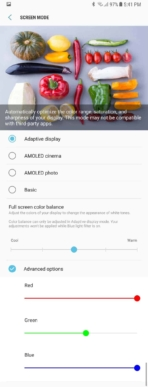 Samsung Galaxy Note 8 AH NS Screenshots display 8