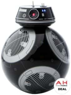Deal: Sphero BB-9E App-Enabled Droid for $134 – 9/25/17