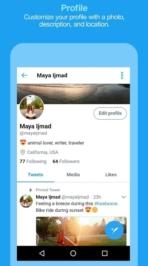 Twitter Lite Screenshot 3