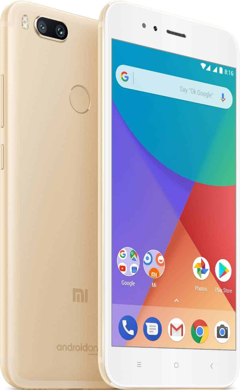 Xiaomi Announces Its First Android One Smartphone The Mi