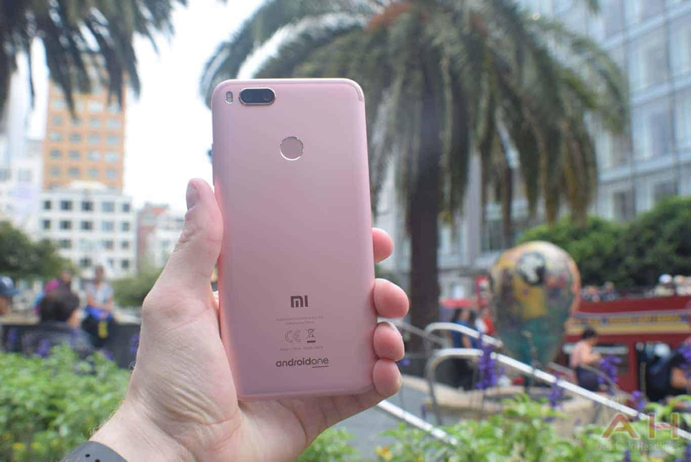 Xiaomi Mi A1 Review AM AH 1
