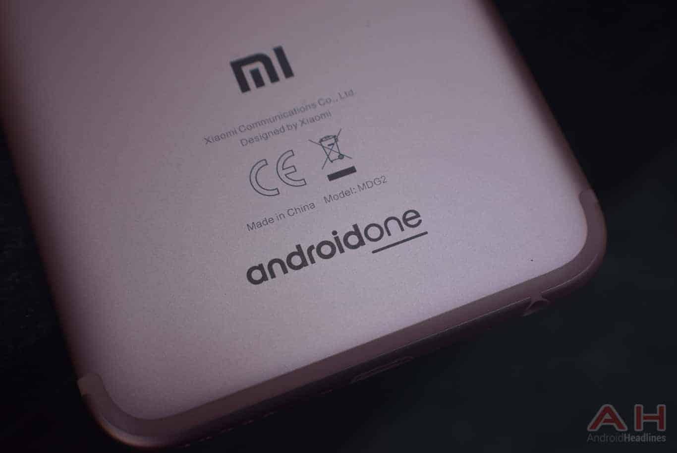 Xiaomi Mi A1 Review AM AH 12