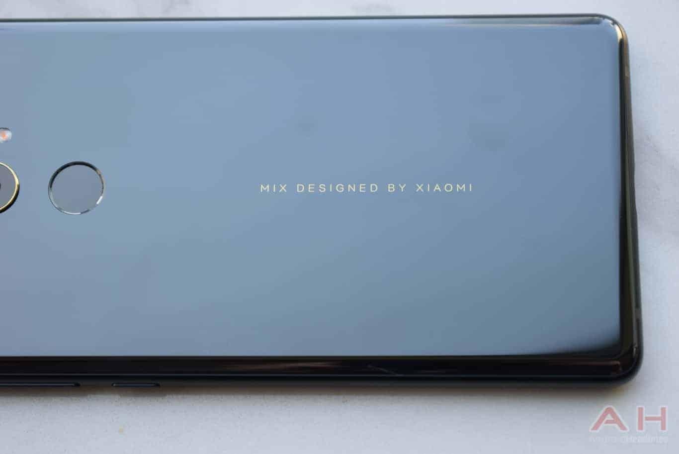 Xiaomi Mi MIX 2 Hands On AM AH 23