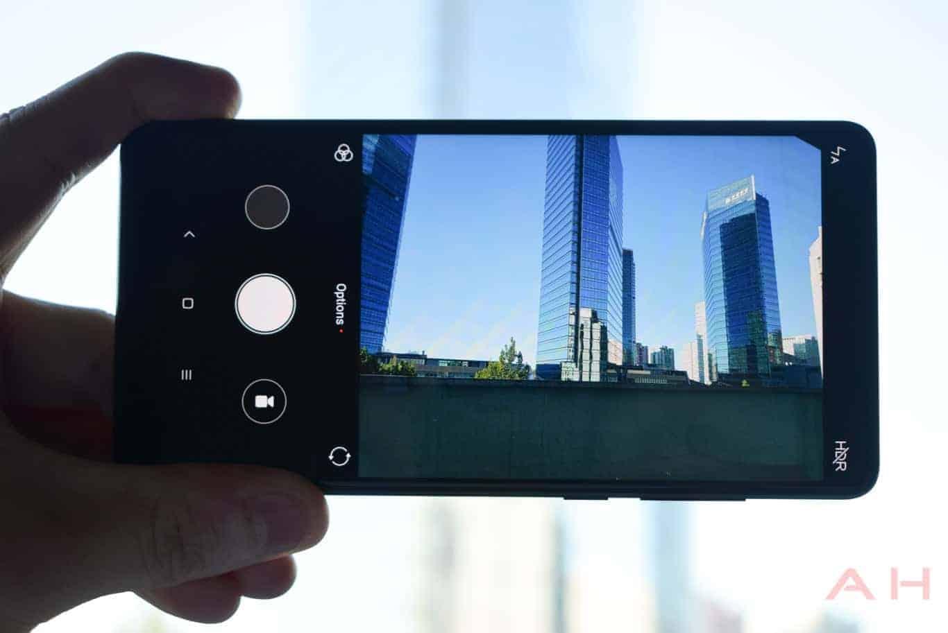 Xiaomi Mi MIX 2 Hands On AM AH 5