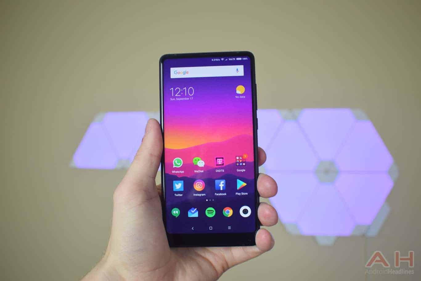 Xiaomi Mi MIX 2 Review AH 14