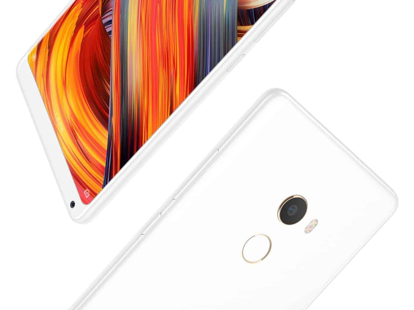 Xiaomi Mi MIX 2 Special Edition 11