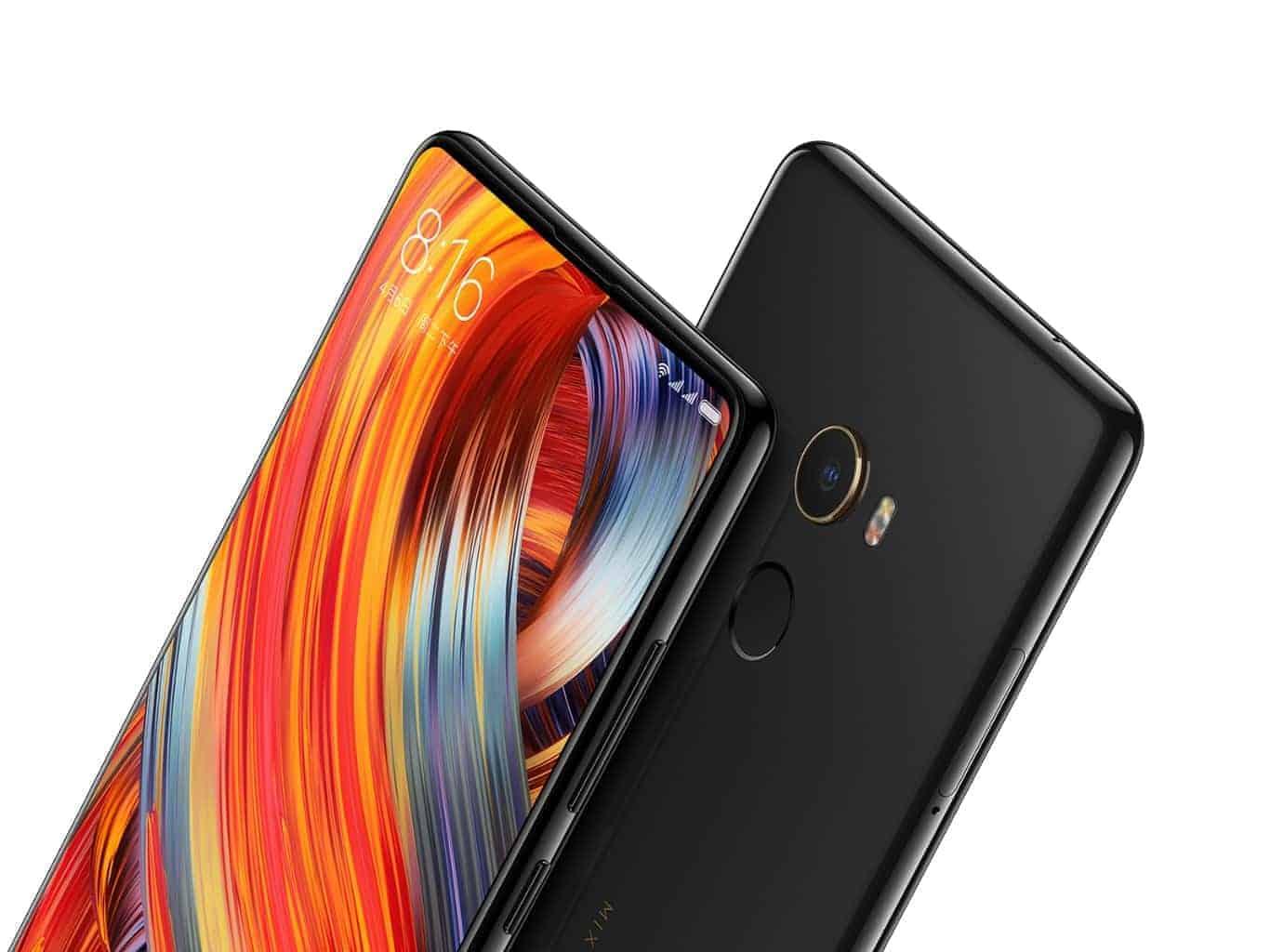 Xiaomi Mi MIX 2 Special Edition 13