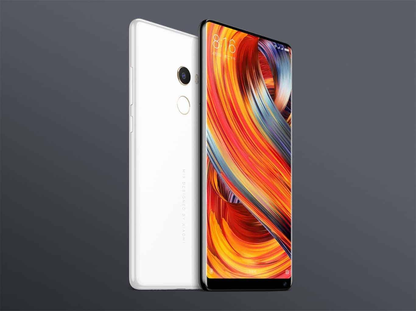 Xiaomi Mi MIX 2 Special Edition 19