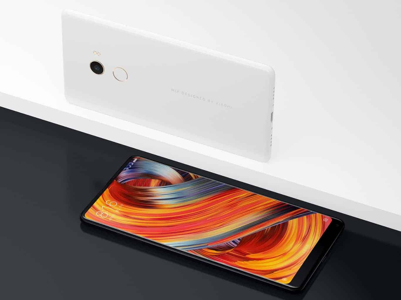 Xiaomi Mi MIX 2 Special Edition 7