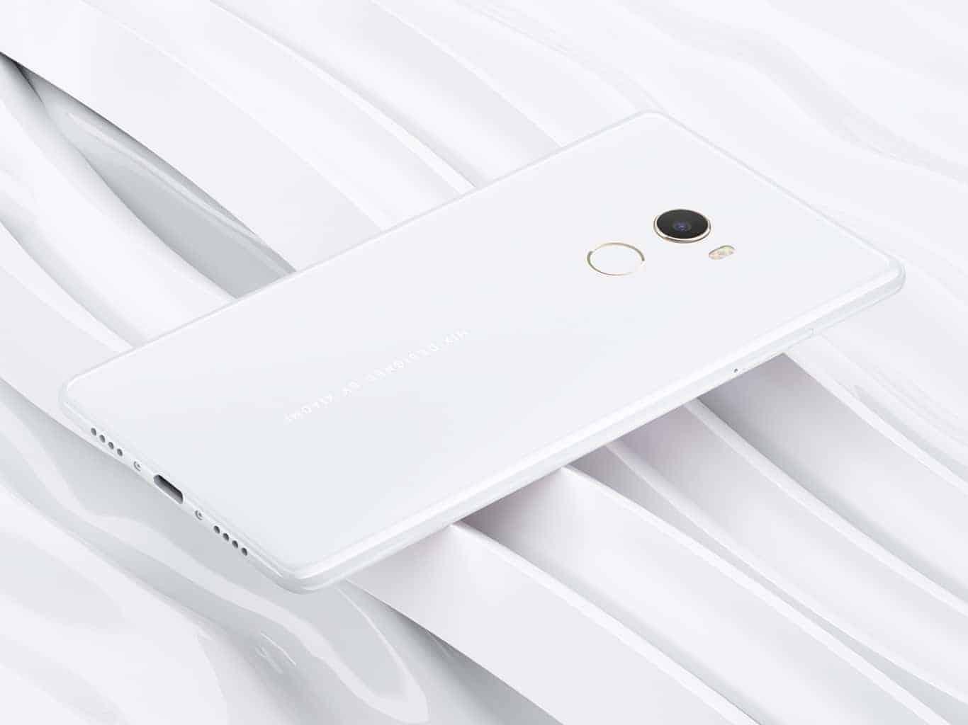 Xiaomi Mi MIX 2 Special Edition 8
