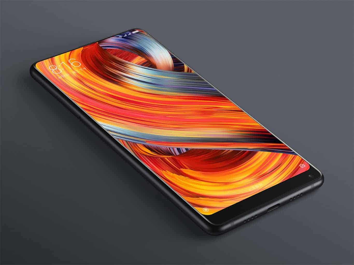 Xiaomi Mi MIX 2 official image 6