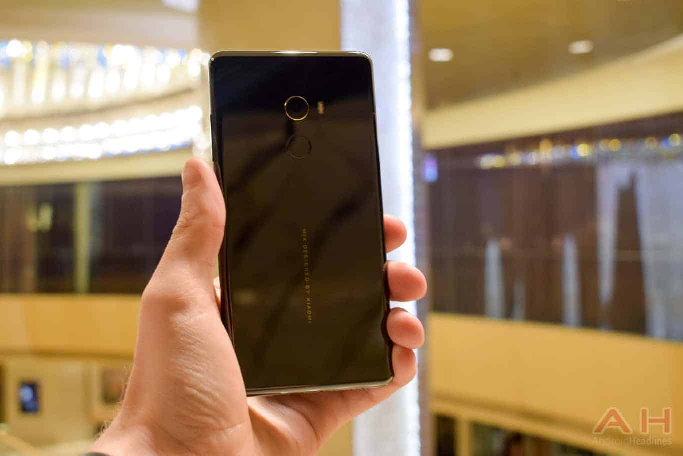 Xiaomi Mi Mix 2 Ceramic Unibody AM AH 1