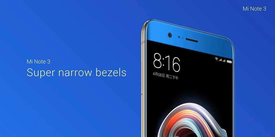 Xiaomi Mi Note 3 11