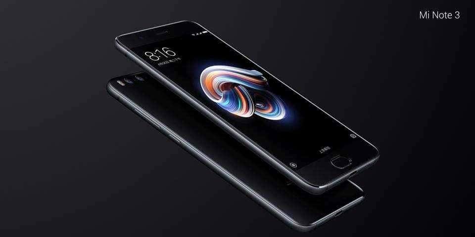 Xiaomi Mi Note 3 12