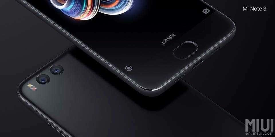 Xiaomi Mi Note 3 13