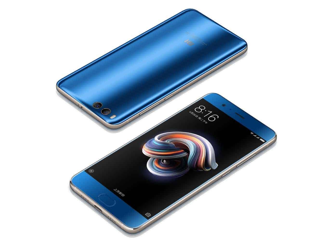 Xiaomi Mi Note 3 21