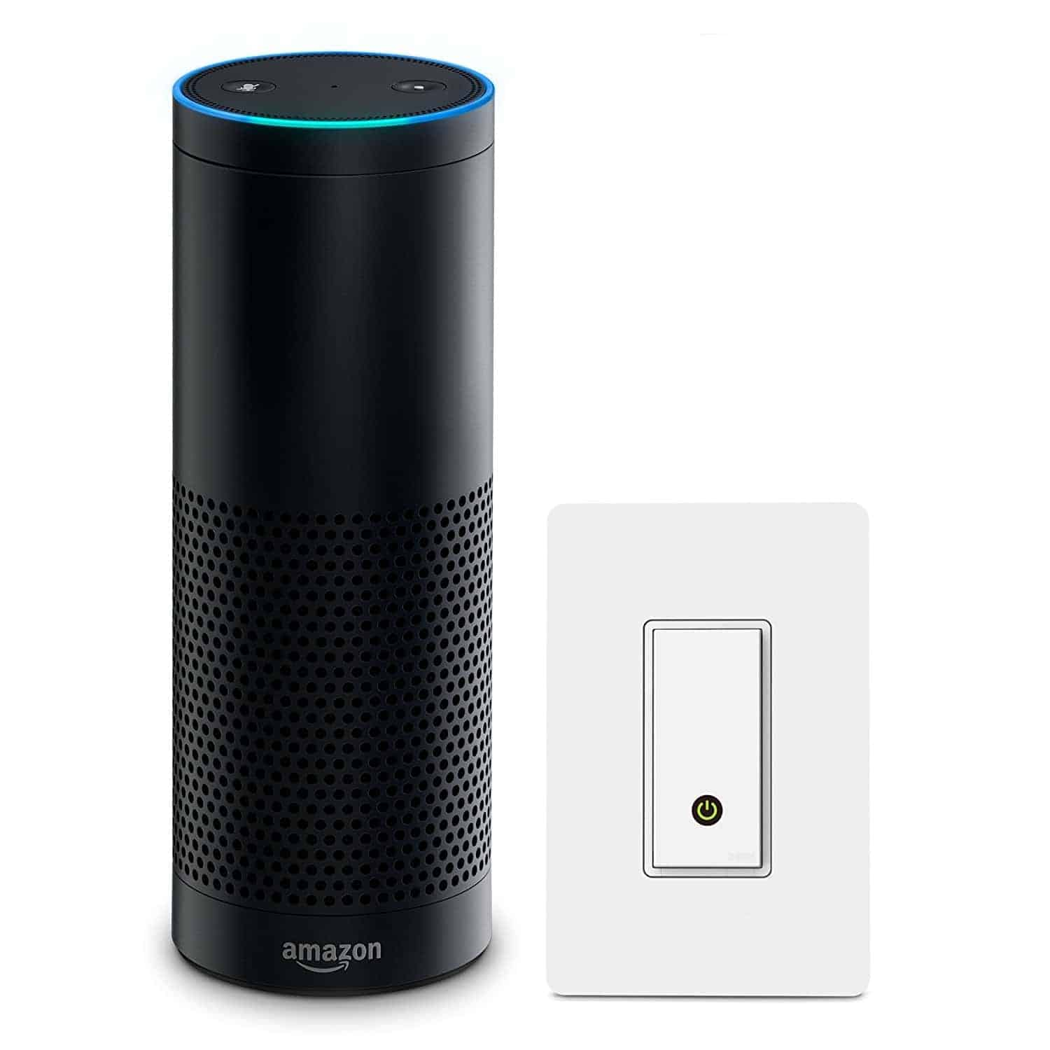 Deal Belkin Wemo Light Switch Works with Alexa for 9