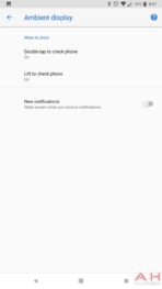 AH Android 8.1 Oreo UI screenshots 15