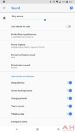 AH Android 8.1 Oreo UI screenshots 17