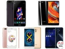 GearBest Deals: HOMTOM S9 Plus, OnePlus 5, And More