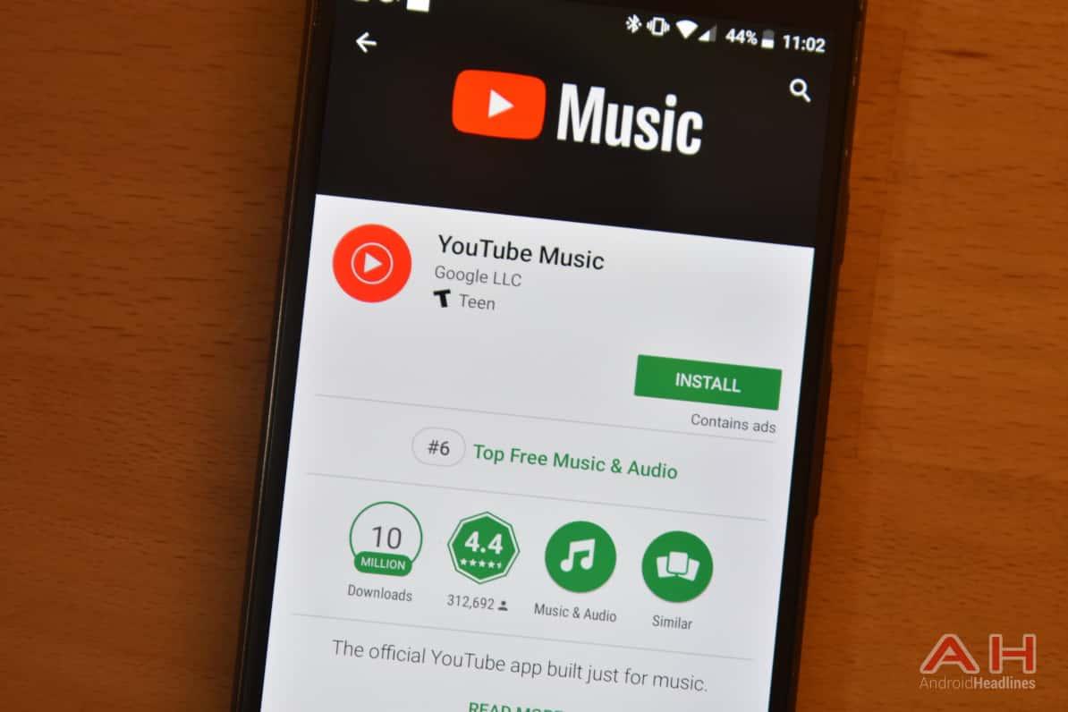 AH YouTube Music 1