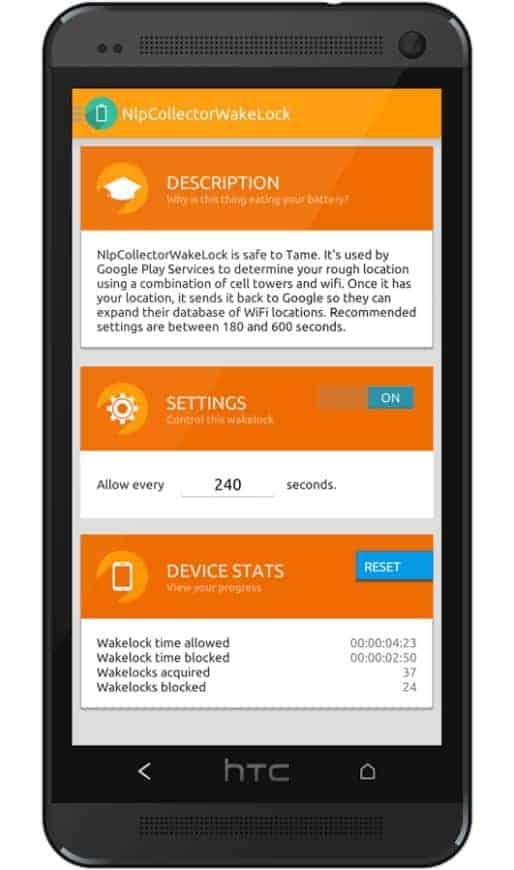 Amplify Battery Extender Root Google Play Screenshot 02
