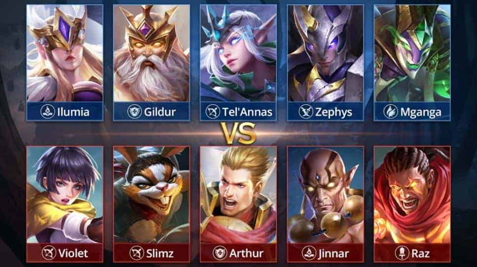 Arena of Valor 5v5 Arena Game on Google Play 01