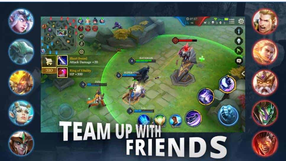 Arena of Valor 5v5 Arena Game on Google Play 04