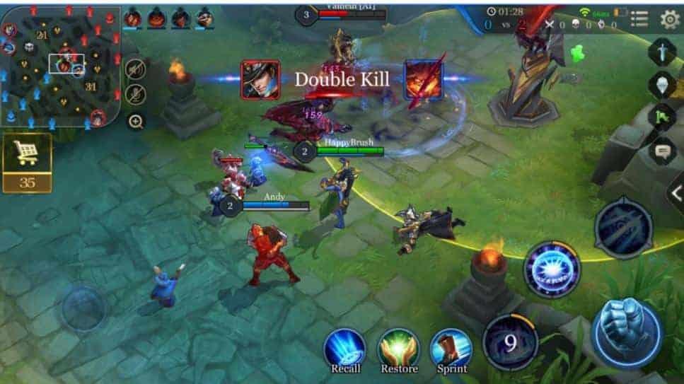 Arena of Valor 5v5 Arena Game on Google Play 06