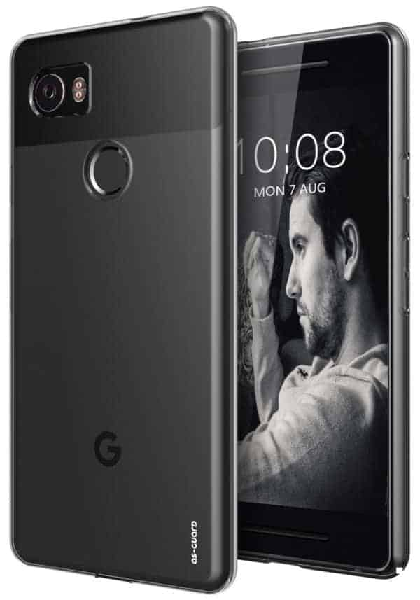 As-Guard Ultra [Slim Thin]  TPU Case for Google Pixel 2 XL