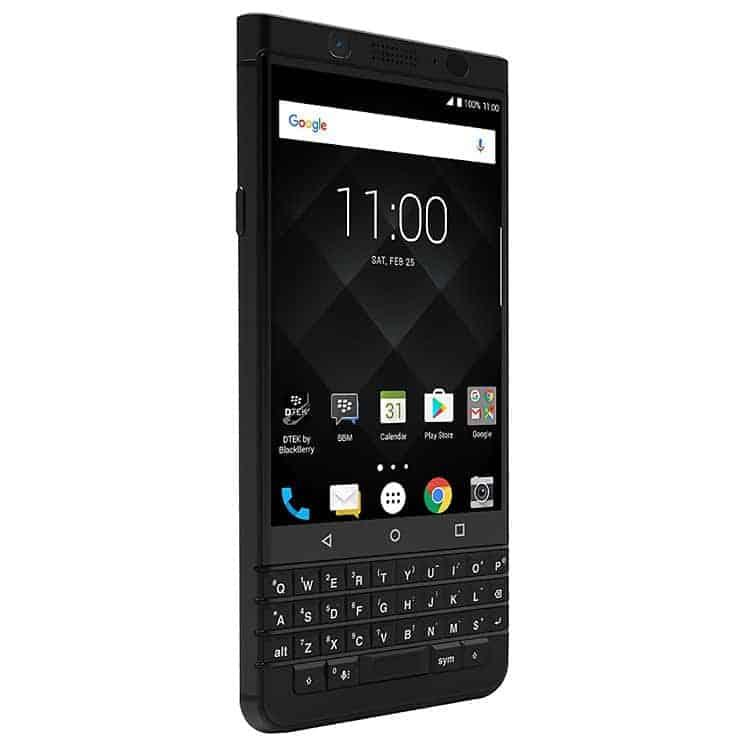 BlackBerry KEYone Black Edition 3