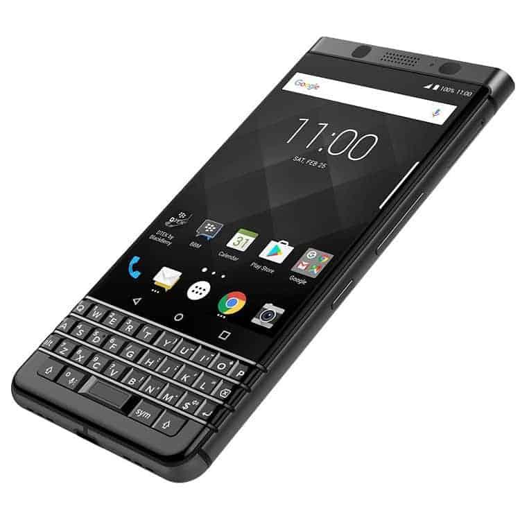 BlackBerry KEYone Black Edition 4