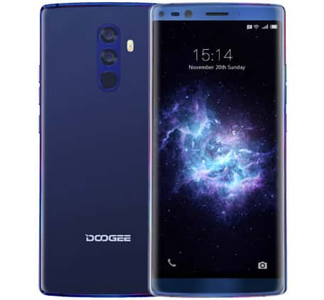 Doogee Mix 2 On Sale From Nov 6 Pricing Starts At 229
