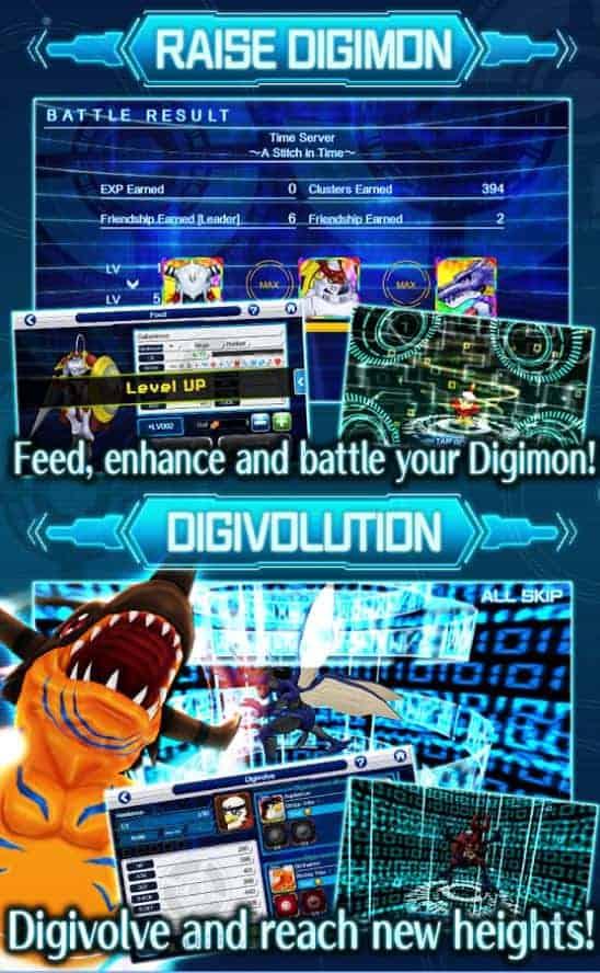 DigimonLinks Google Play Scrnshots 03