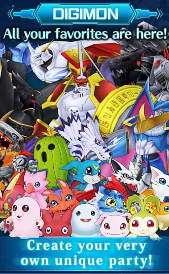 DigimonLinks Google Play Scrnshots 05