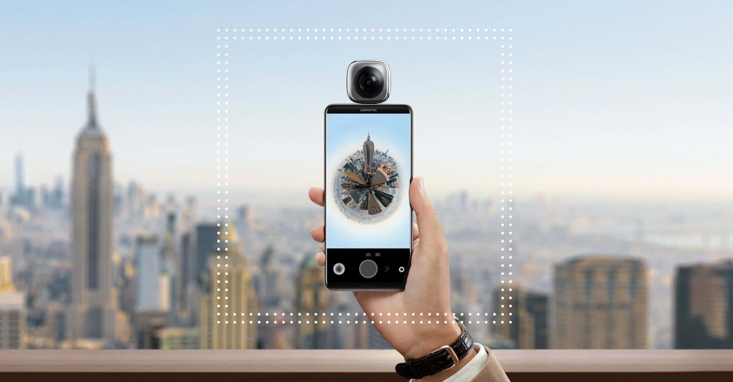 EnVizion 360 Camera Huawei Promo 1