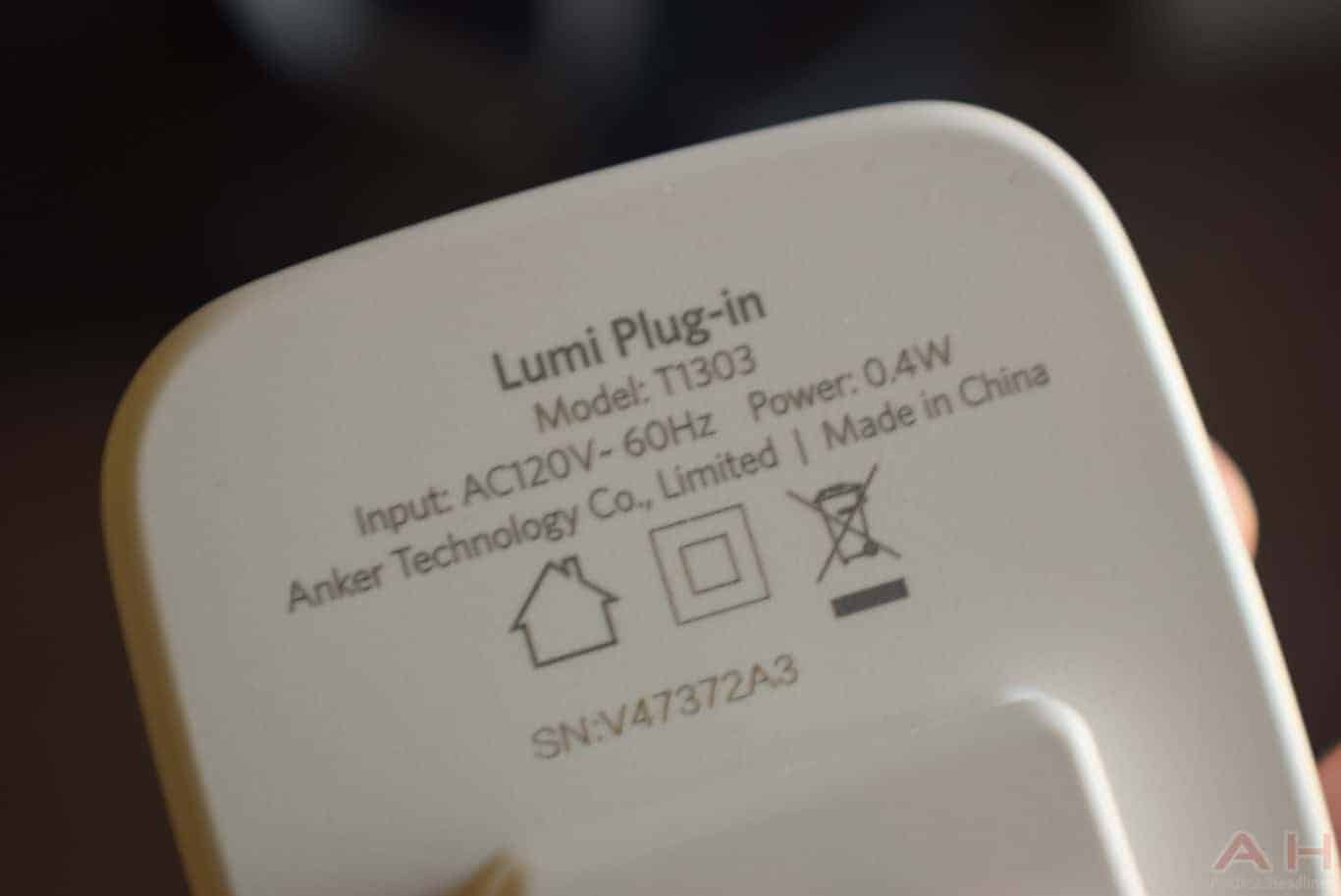 Eufy Lumi Plug In Night Light AM AH 0019