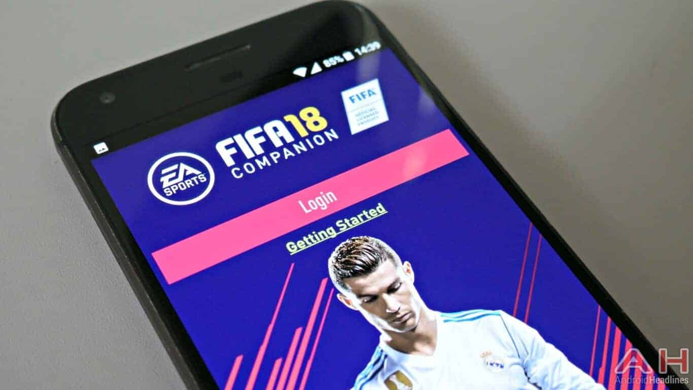 Download FIFA 18 Android Companion App For FUT Access On Mobile