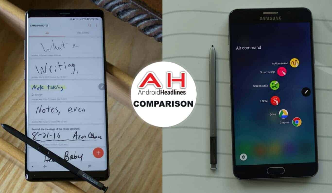Galaxy Note 8 vs Note 5 02 1