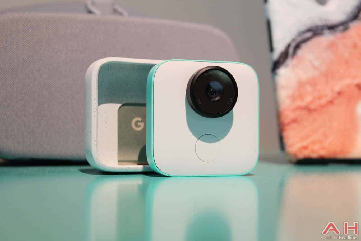 Google Clips Hands On AH