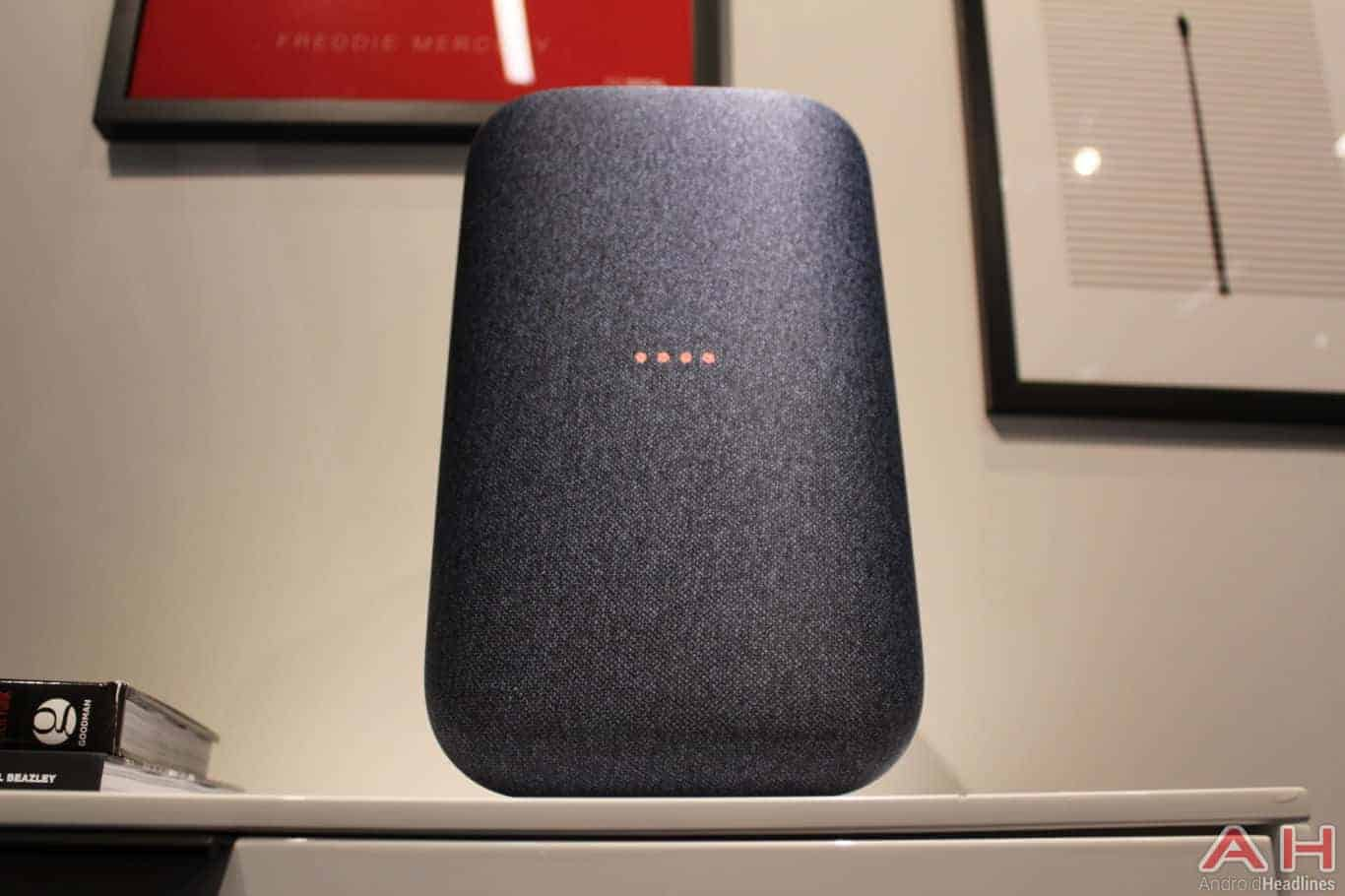 Google Home Max Hands On AH 5