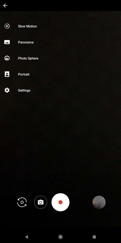 Google Pixel 2 AH NS Screenshots camera 03