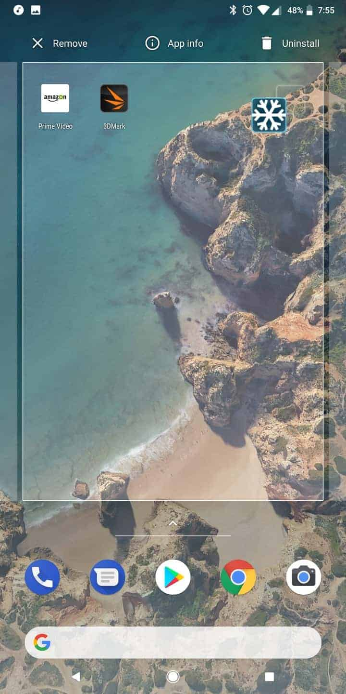 Google Pixel 2 AH NS Screenshots launcher 2