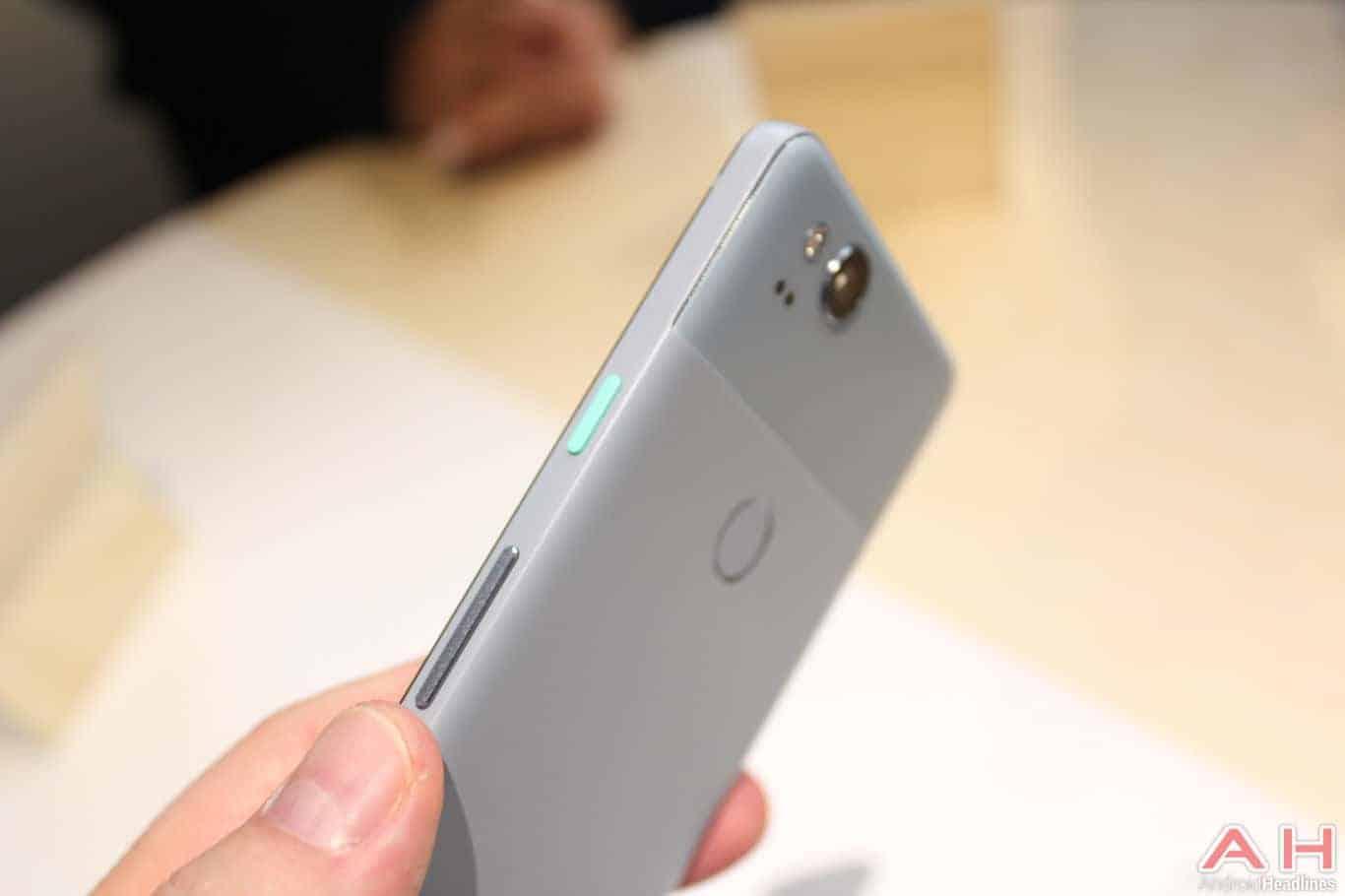 Google Pixel 2 Hands On AH 10