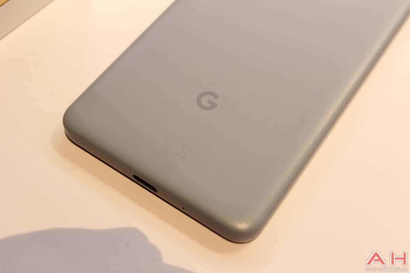 Google Pixel 2 Hands On AH 12