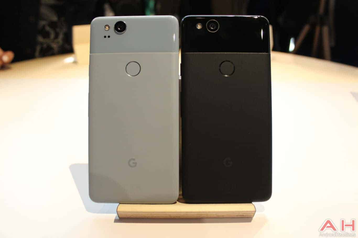Google Pixel 2 Hands On AH 8