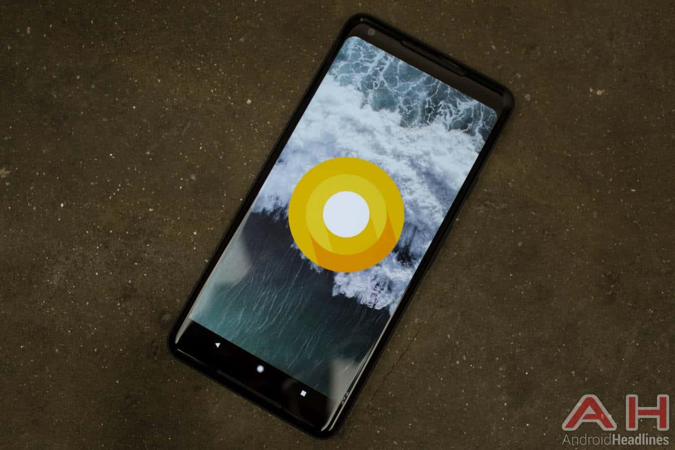 Google Pixel 2 XL AH NS Oreo 04